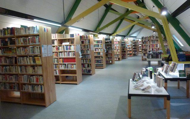 Bibliothèque des élèves